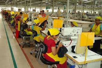 World apparel production rose 3.7% year-on-year in the second quarter