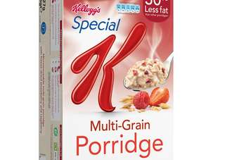 UK: Kellogg enters hot cereal with Special K porridge