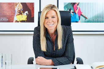 Stacey Cartwright is the new chief executive at Harvey Nichols