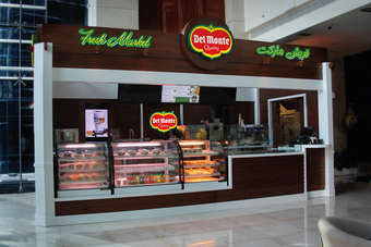 Fresh Del Monte has opened retail outlets in Middle East
