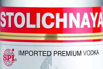 William Grant & Sons has distributed Stolichnaya in the US since 2009