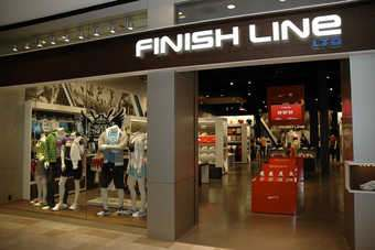 The Finish Line was forced to shutter its new e-commerce site last month