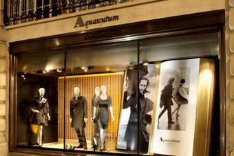 Aquascutum was trading as its first year under YGM Trading