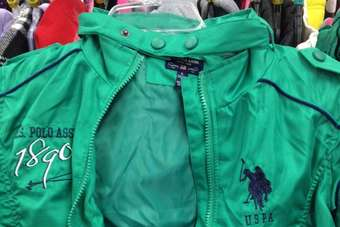 The recalled jackets include girls sizes 4-6 and 7-16