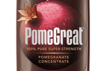 Click through to view PomeGreats new juice