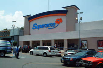 Superama owner Walmex saw profits fall