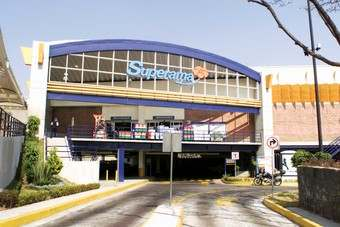 Wal-Marts chains in Mexico include Superama supermarkets