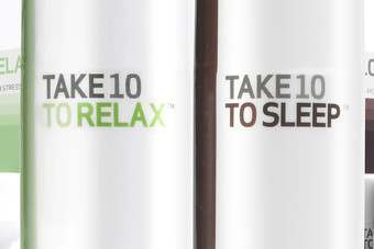 Take 10 Beverages Take 10 to Relax and Take 10 to Sleep