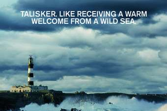 Diageo annoys locals by using French coastline to promote Talisker