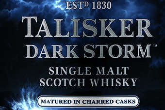 Click through to view Diageos Talisker Dark Storm