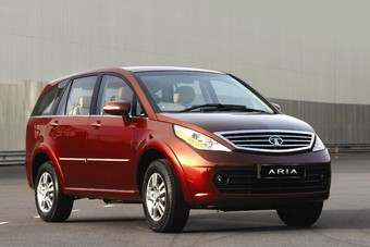 Tata Aria is said to be Indias first locally-developed crossover