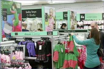 UK: Tesco vows to make F&F worlds top fashion brand