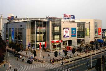 Tesco turns to local partner in China