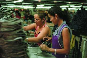 COMMENT: Nicaragua growing as an apparel powerhouse