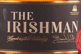 Click through to view The Irishman Brands' The Irishman Founders Reserve