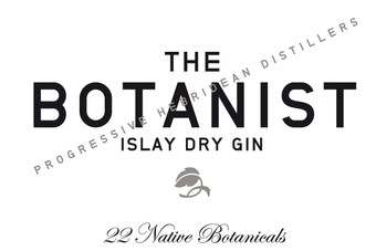 Click through to view Bruichladdich Distillerys The Botanist Gin