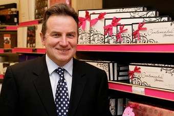 Thorntons CEO Jonathan Hart was speaking with just-food following the release of the firms second-quarter sales figures