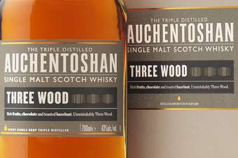 Click through to view Auchentoshans new packaging
