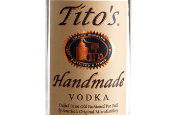 Titos was launched in the UK this year