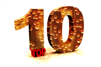 The Top Tens of 2013