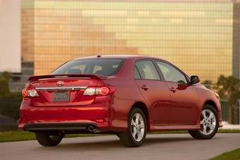 Toyotas Corolla/Matrix is the top-selling car line in the US so far this year