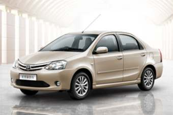 The Etios sits on the Entry Family Car (EFC) platform