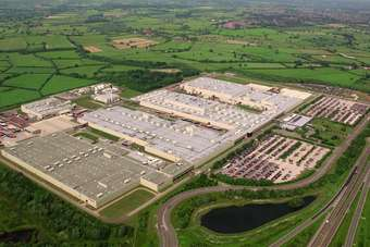 BELGIUM: Toyota consolidates C-segment production in UK and Turkey