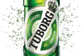 Tuborg will continue its official lager status at Live Nation events