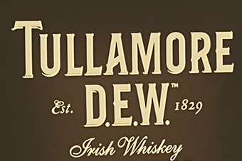 Click through to view William Grant & Sons Tullamore Dew 14 Year Old Single Malt Sherry Cask Finish