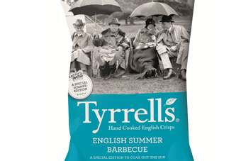 Tyrrells attributed the growth to increased UK and international distribution