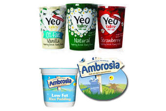 Yeo Valley and Ambrosia have been named as two possible takeover targets for Dairy Crest