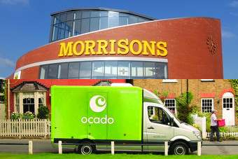 Ocados Morrisons tie-up precludes it providing technical support to more than two UK grocers