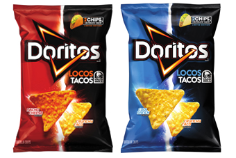 The product is latest tie-up between PepsiCo and Taco Bell