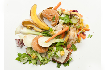 Food waste gains increasing attention