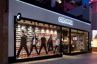 Converse will relocate its corporate headquarters to Boston, Massachusetts in April 2015