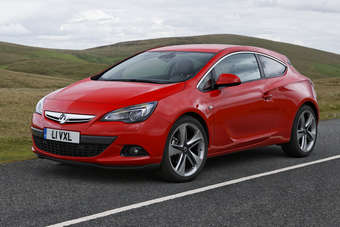 Opel/Vauxhall is currently launching the Polish-built Astra GTC