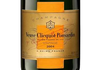 Click through to view Moet Hennessys Champagne Veuve Clicquot Vintage 2004