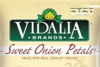 Inventure launches Vidalia snack