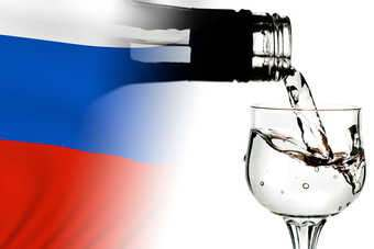 Russia has a long - and troubled - relationship with vodka