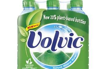 UK: Evian Volvic to roll out Greener bottle