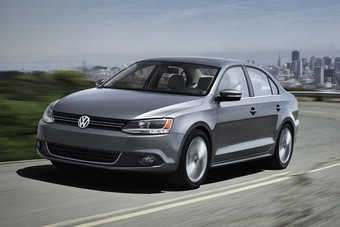 The new Jetta gave VW a boost in the US last month