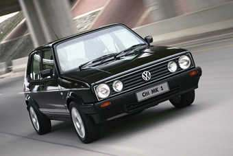 VW SA only recently stopped building the Golf Mark I-based Citi marketed as a cheap entry level model