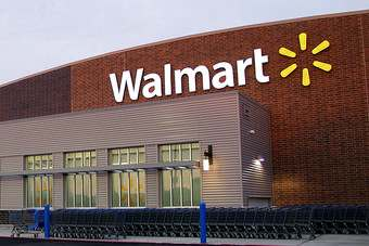 "On the money: Wal-Mart US plans ""gain traction"""