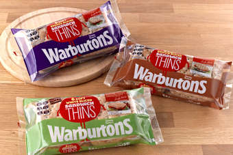 Warburtons has been given the green light for its new factory