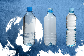 The European Federation of Bottled Water says bottled water is better for the environment