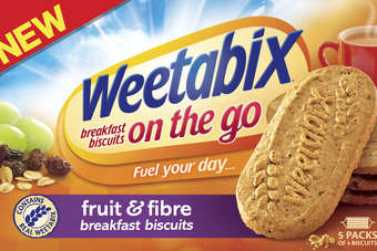 Weetabix is the latest company to enter the breakfast biscuit category
