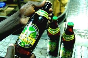 SABMillers African operations include the only brewery in Southern Sudan, where it produces White Bull lager
