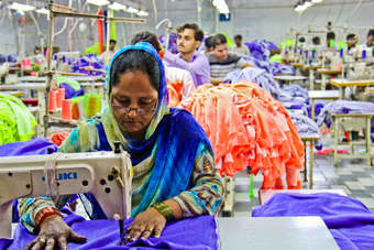 Pakistan apparel sourcing project seeks partners