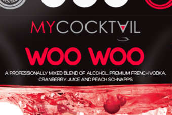 Click through to view The Manchester Drinks Cos MyCocktail Woo Woo