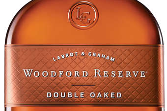 Click through to view Brown-Formans Woodford Reserve Double Oaked